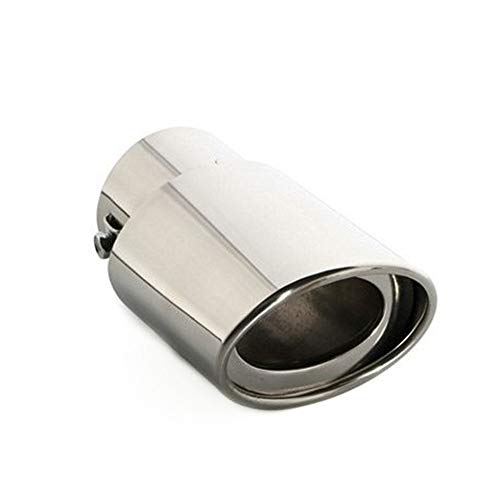 KANKOO Exhaust Tips Diesel Exhaust Tip Outlet Exhaust Tips Exhaust Muffler Inlet Exhaust Tip Powder Coat Rolled Angle Cut Exhaust Tips Stainless Steel To Give Chrome Effect Universal Diesel Ta: Amazon.co.uk: Kitchen & Home