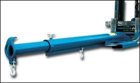 Vestil-LM-EBT-6-Telescoping-Lift-Master-Economy-Boom-Steel-13-Height-6000-lbs-Capacity