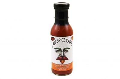 CSBH, All Spice Cafe Cayenne Habanero Sauce (XXX)
