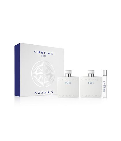 3-Pc. Chrome Pure Gift Set