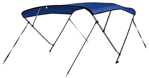 - Leader Accessories 4 Bow Pacific Blue 8'L x 54