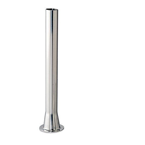 Stuffing Tube - 3/4inch OD Stainless Steel 1-9/16inch Base