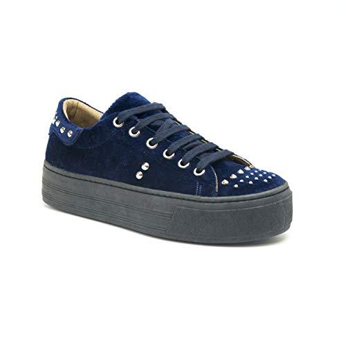 Le Donne Per Vegani Wika Blu Nae Sneakers qwBPHWWI