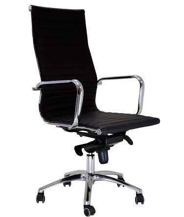 HJH Office PARMA 20 Silla de oficina Negro
