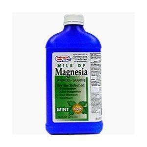 Milk Of Magnesia Liquid Mint 16 Oz