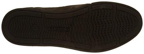 Geox Herren U Clemet Een Sportschoen Braun (chocolatec6005)