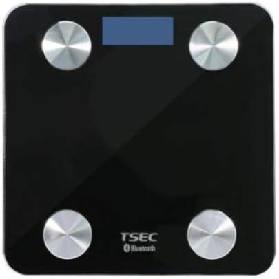 2018 Bluetooth K/örperwaage mit App Body Fat Waage f/ür iOS Android Digitale K/örperfettabw/ägung Badezimmerwaage Verlust-Fitness-Tracking automatische Erkennung K/örperkomposition Monitor