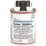 turbo 200 motor run capacitor amazon com industrial scientific capacitor universal 2 5 mfd to 15 mfd
