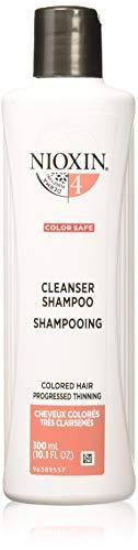 Nioxin System 4 Cleanser Shampoo, 10.1 oz.
