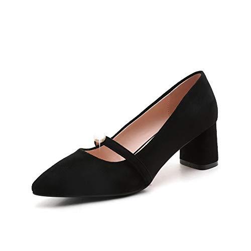 5 Noir Noir BalaMasa Compensées EU Femme Sandales APL10765 36 xwn0UTF4