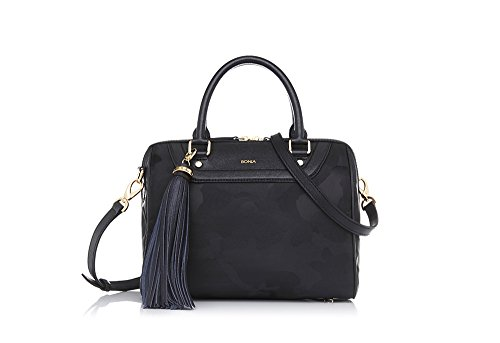 bonia-womans-black-alluring-satchel-m