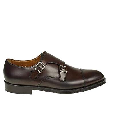 bec17f4164aff9 DOUCAL'S , Chaussures de Ville à Lacets pour Homme - Marron - Marron, 41.5  EU