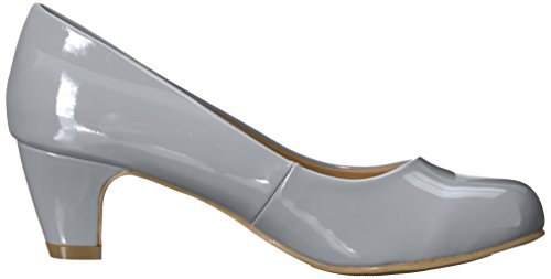 Brinley Co p Grey Women's Pump Ann PYP1U