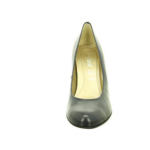 Donna Col Gabor Blu Scarpe Tacco Ow086qqXF