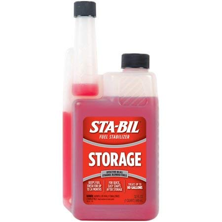 : STA-BIL 22214 Fuel Stabilizer - 32 Fl oz. (2-Pack)