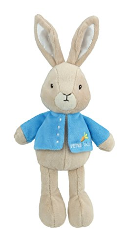 Kids Preferred Beatrix Potter Peter Rabbit Beanbag Plush, 10.5