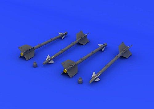エデュアルド 1/48 AIM-9D サイドワインダー空対空ミサイル EDU648156 プラモデル