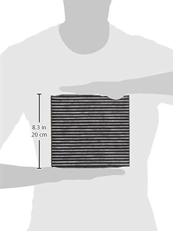 CUK 2043 Innenraumfilter Pollenfilter MANN-FILTER