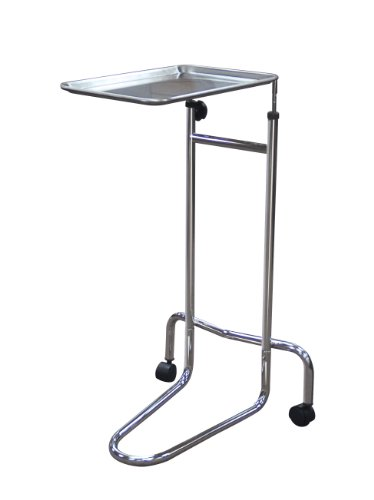 Drive Medical Mayo Instrument Stand, Double Post (Double Stand Post)