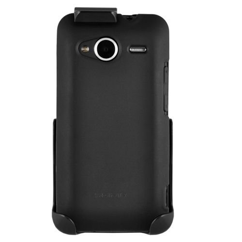 Seidio SURFACE Case and Holster Combo for HTC EVO Shift 4G - Black