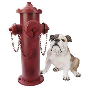 Vintage Metal Fire Hydrant ()
