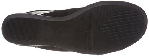 ECCO Shape 35, Sandali con Cinturino Alla Caviglia Donna nero