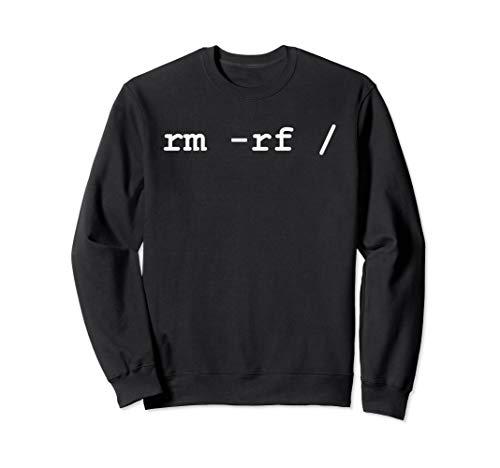 Funny Unix Linux Programmer Sys Admin Shell Script  Sweatshirt