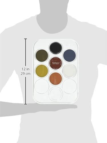 Pan Pastel Ultra Soft Artists Painting Pastels Sketch and Tone Starter Set