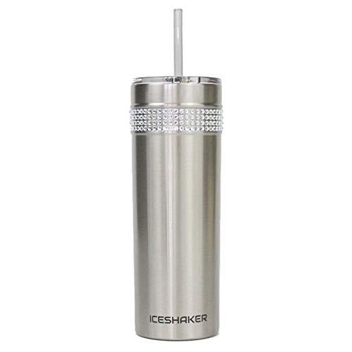 bling stainless steel tumbler - 1