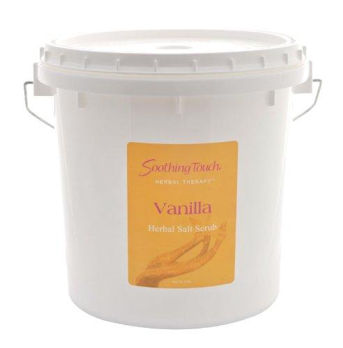 Soothing Touch W67365V1 Salt Scrub Vanilla, 10-Pound ()
