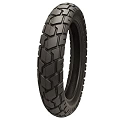 The Shinko 705 is a DOT compliant dual sport tire designed for 80% street and 20% trail riding. A versatile tread pattern provides excellent wet and dry weather adhesion and smooth running on the highway.