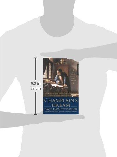 Champlains dream david hackett fischer 9781416593331 amazon champlains dream david hackett fischer 9781416593331 amazon books fandeluxe Document