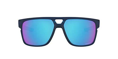 e8034ae551d7d Óculos Oakley OO9382 938222 Azul Lente Verde Safira Prizm Tam 60 ...