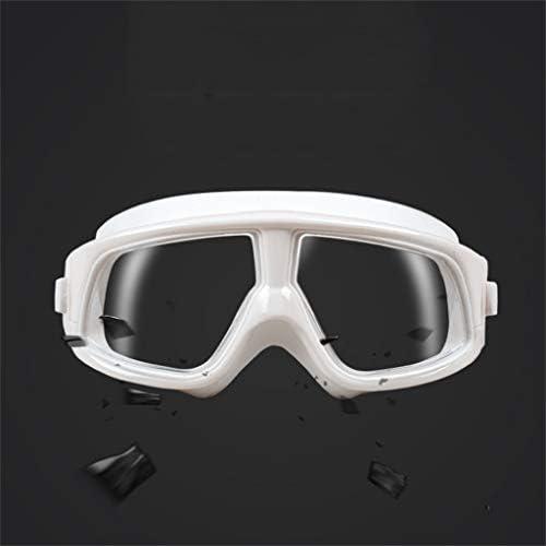 H/örsein Gafas de protecci/ón de Virus Gafas Protectoras de ventilaci/ón a Prueba de Viento el Seguro de Trabajo Arena Montando Gafas Anti-Salpicaduras Parabrisas Transparente