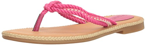 Sperry Top-Sider Women's Anchor Coy (Boxed) Flat Sandal Raspberry