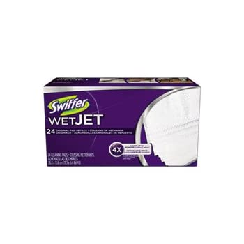 Amazon Com Swiffer Wet Jet Mopping Pad Refills Original