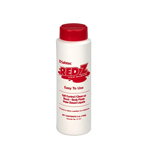 (Red-Z Spill Clean-Up Powder, 5 oz. Shaker | Red-Z Spill Clean-Up Powder, 5 Oz. Shaker)