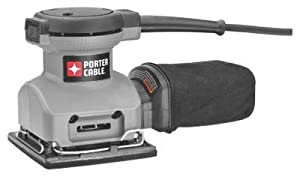 Porter-Cable 380 1/4-Sheet Orbital Finish Sander Finish & Palm Sander from Porter-Cable