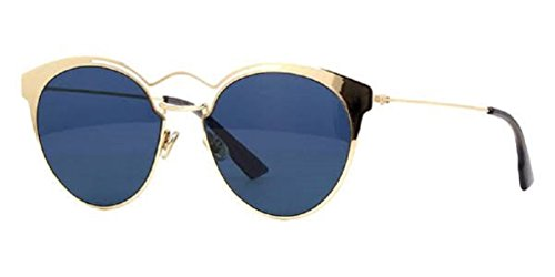 Dior Nebula Rose gold/blue - Gold Rose Dior Sunglasses