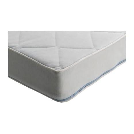 Ikea VYSSA VACKERT - Colchón para Cama Extensible, Azul - 80x200 cm: Amazon.es: Hogar