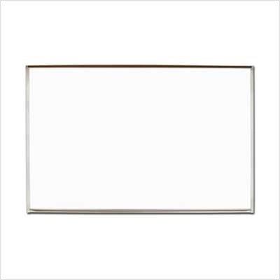 Standard Markerboard (Marsh Pro-Rite 48X60 White Porcelain Markerboard, Standard Aluminum Trim / 1