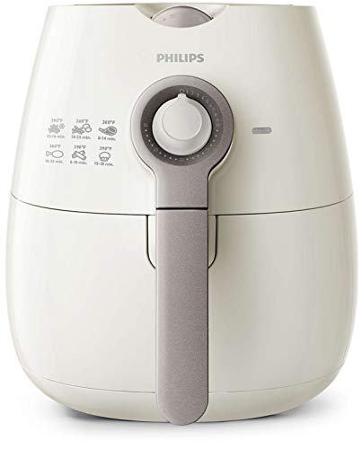 Philips Air Fryer White Viva Collection – White Silk