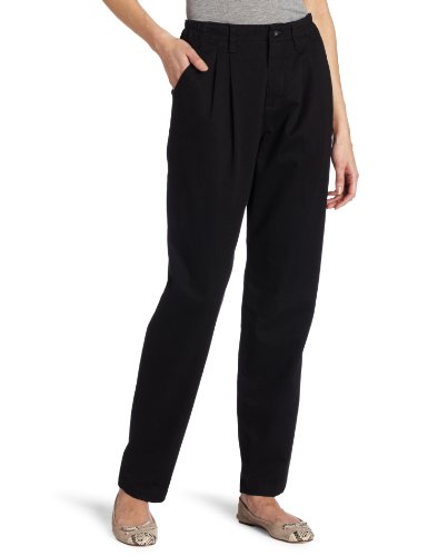 LEE Women\'s Relaxed-Fit Pleated Pant
