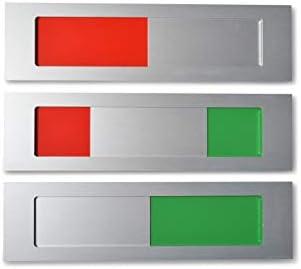 Sivoss Cartel Universal de Aluminio Modelo L - 13 x 3,5 cm ...