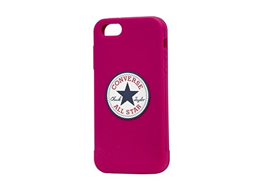 Converse Back Case - Silicone - Apple iPhone 5/5S - Cosmos Pink