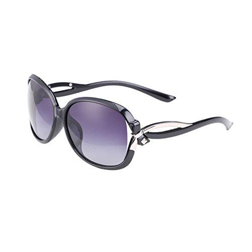 Sol Redondo De Gafas De Moda Gafas 2 QY De Sol YQ Alta Polarizadas 1 Gafas Color Definición Marco wtgnpX