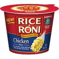 Rice-A-Roni Chicken Rice Cup, Case of 12, 1.97 oz each by Rice A Roni (Rice A Roni Cups Chicken compare prices)