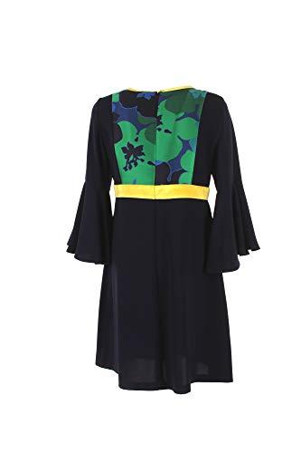 Hanita Verde 2018 2303 blu H Abito Donna Autunno S 19 Inverno v2186 a4Ww1qran