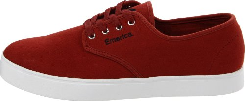 EMERICA Skateboard Shoes LACED Rust SIZE 11