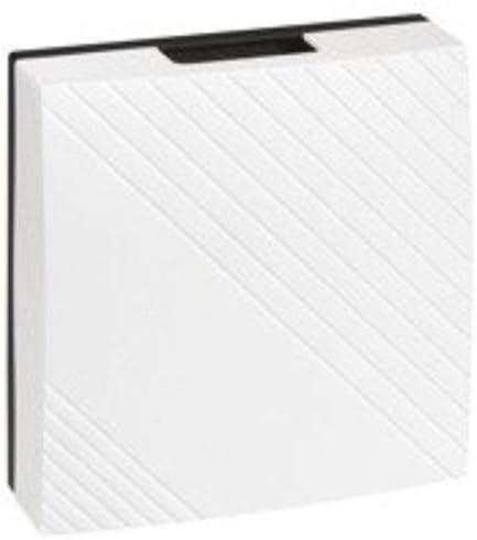 Legrand Leg094265 Carillon Mural Blanc 2 Tons 127 230v Transformateur 12v Intégré